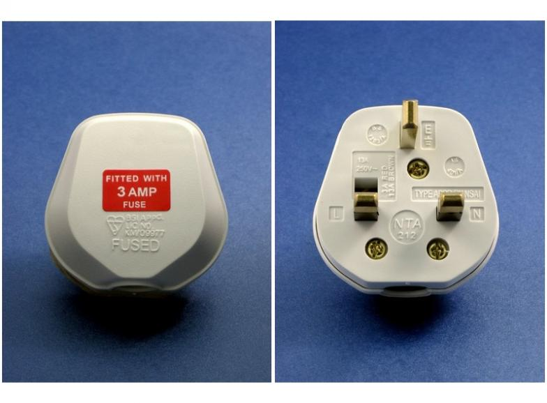 UK Plug (Our Model 212)