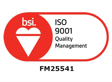 BSI Registered Firm for NTA