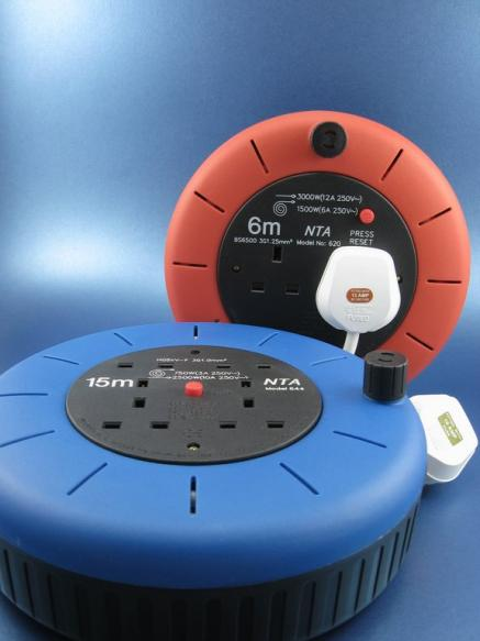Products - Extension Sockets & Cable Reels